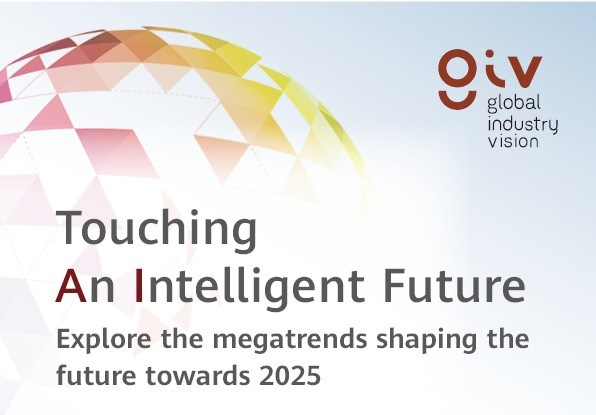 Huawei's Global Industry Vision (GIV) 2025 Report