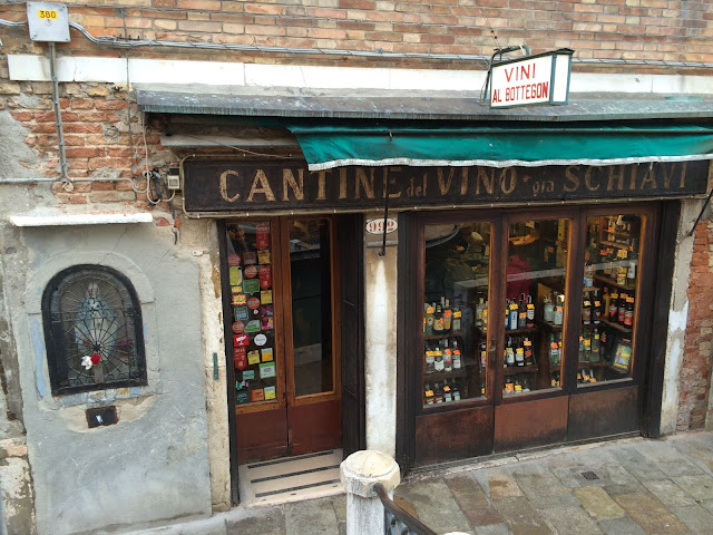 Cantine del Vino Gia Schiavi Venice