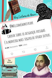 FRASES PARA STATUS - William Shakespeare