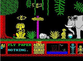 Three Weeks in Paradise - ZX Spectrum