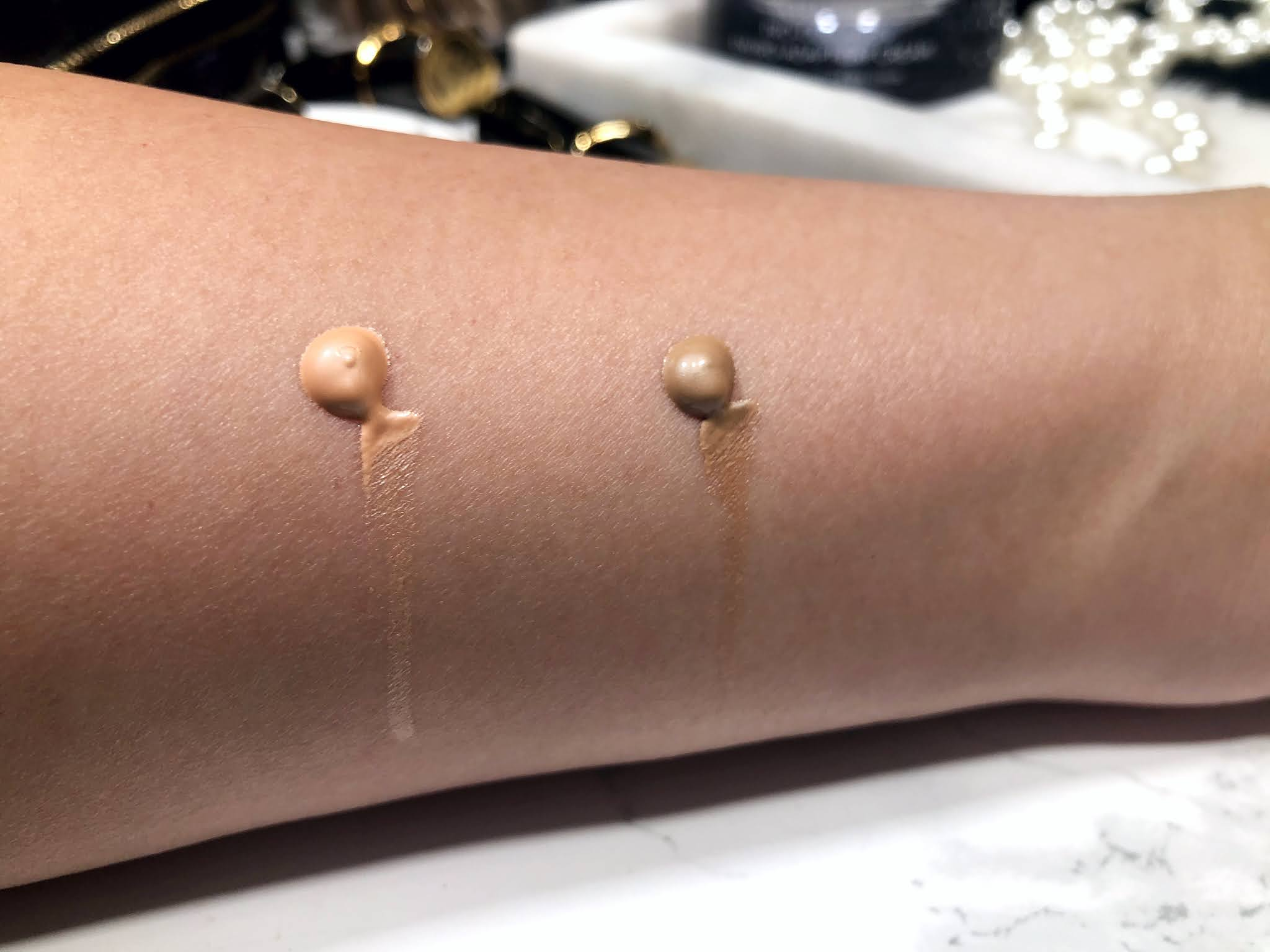 AURIC Cosmetics Glow Lust Radiant Luminizer Review and Swatches