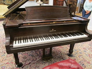 old steinway piano
