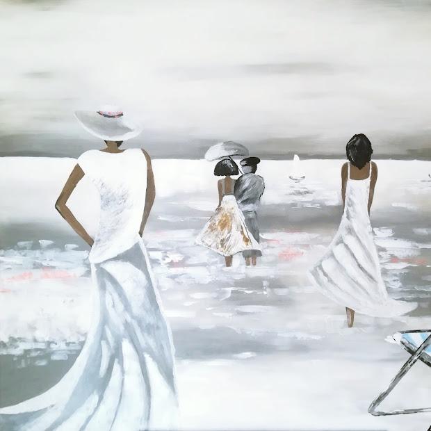 Galeria prac- Farba akrylowa