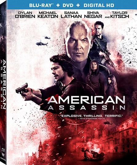 American Assassin (Asesino: Misión Venganza) (2017) 1080p BluRay REMUX 27GB mkv Dual Audio Dolby TrueHD ATMOS 7.1 ch