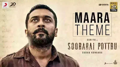 Maara Song Lyrics In Hindi - Soorarai Pottru