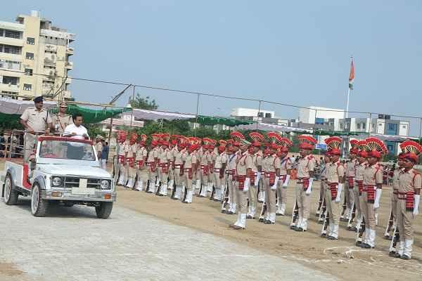 faridabad-sector-12-huda-ground-15-august-parade-rehearsal-news