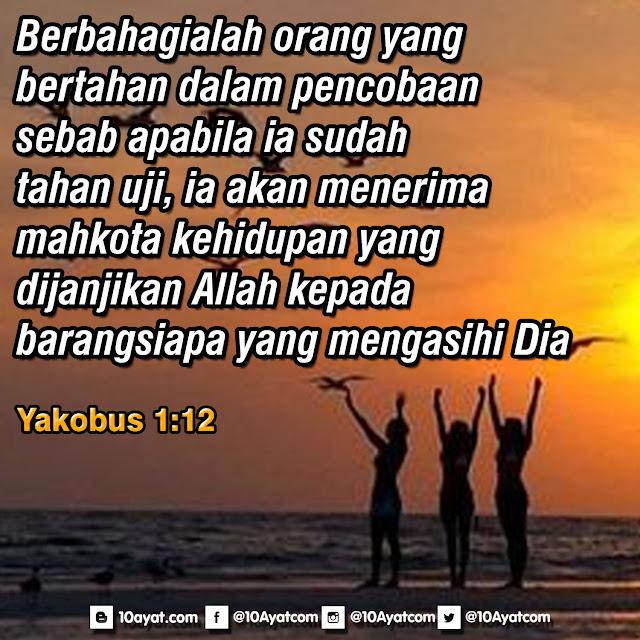 Yakobus 1:12