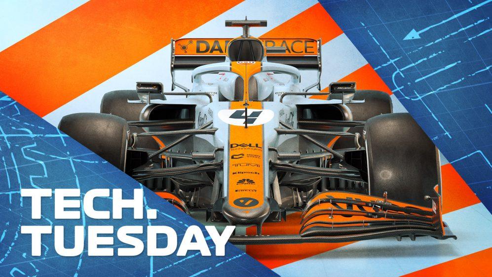 Como a McLaren está tentando se manter à frente da Ferrari