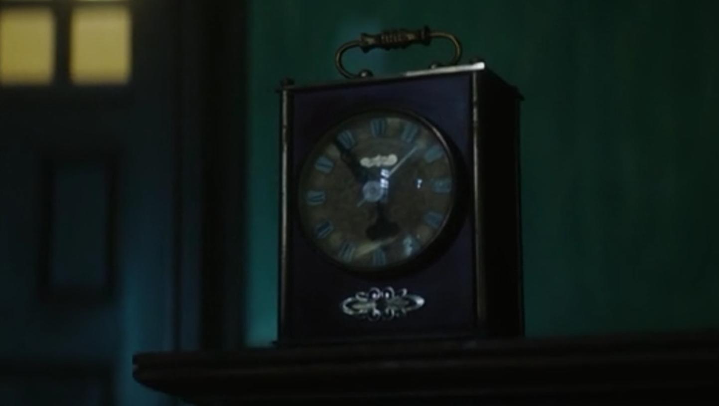 Risultato immagini per doctor who brendan clock