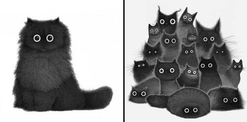00-Cat-Drawings-Luis-Coelho-www-designstack-co
