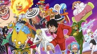 One Piece Episode 801 - 900 Subtitle Indonesia