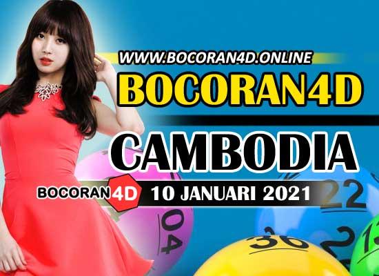 Bocoran 4D Cambodia 10 Januari 2021