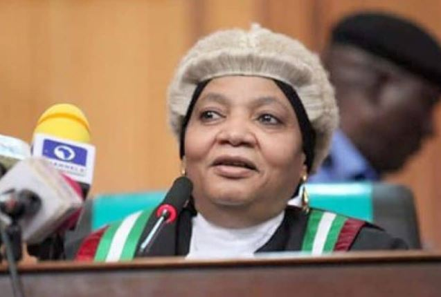 First female Appeal Court President, Bulkachuwa bows