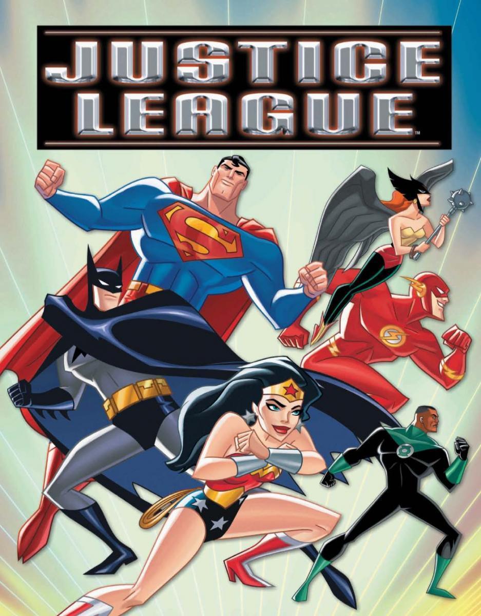 Liga de la Justicia Ilimitada HD 1080p Dual Latino/Ingles
