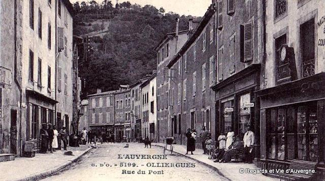 Olliergues, Puy-de-Dôme.