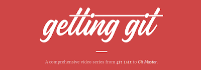 Getting Git: A comprehensive video series from git init to GitMaster