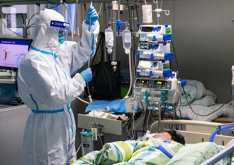 Dokter Palestina Temukan Vaksin Anti-Corona? Ini Faktanya