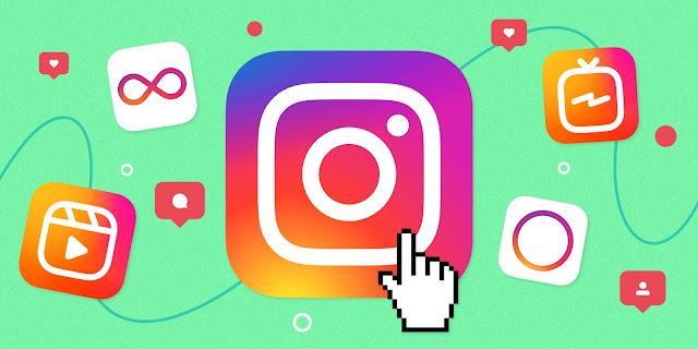 Instagram de retour avec un tout nouveau compte tout beau tout neuf !