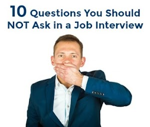 Questions To Be Asked By Interviewer