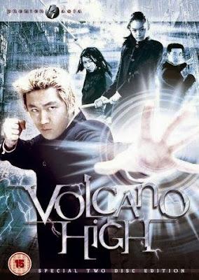 Volcano High (2001) 300MB DVDRip Hindi Dubbed MKV