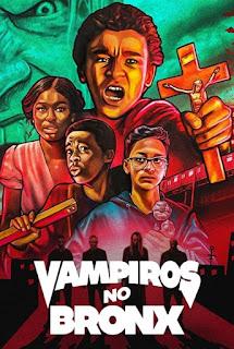 Vampiros No Bronx - HDRip Dual Áudio