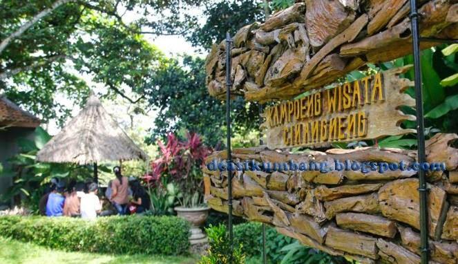 Harga Paket Wisata Kampung Wisata Cinangneng Bogor