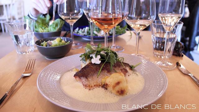 Siika & kukkakaali - www.blancdeblancs.fi
