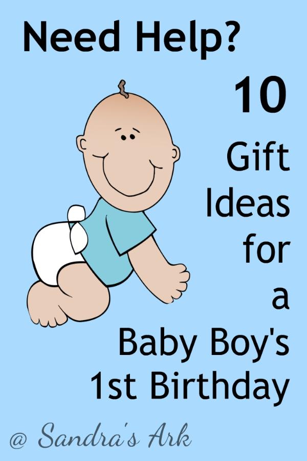 Sandra S Ark 10 Gift Ideas For Baby Boy S First Birthday Christmas Need Help