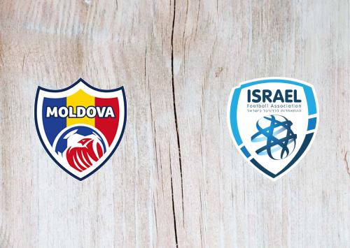 Moldova vs Israel -Highlights 31 March 2021