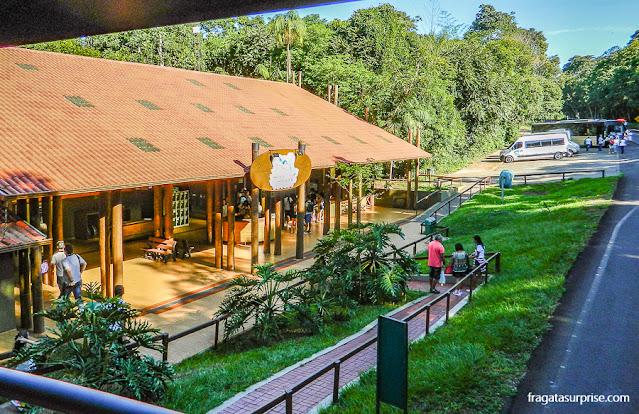 Macuco Safari, Parque Nacional do Iguaçu