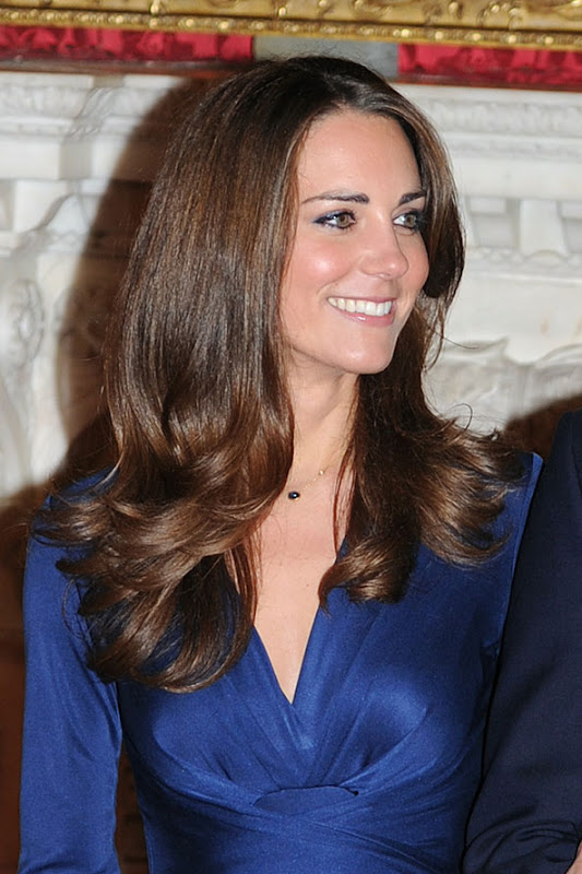 How To Get The Perfect Kate Middleton Blow Dry Fleur