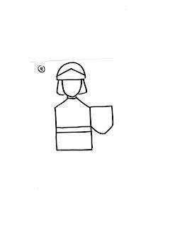 Draw shield