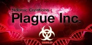 تحميل لعبة Plague Inc مهكرة للاندرويد آخر اصدار apk