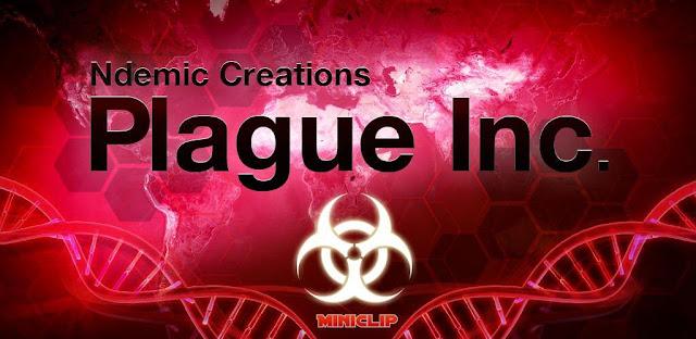 تحميل لعبة Plague Inc مهكرة للاندرويد آخر اصدار