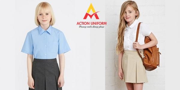 Mẫu đồng phục tiểu học 7