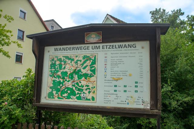 Erzweg Etappe 5 Etzelwang – Lichtenegg  Wandern Amberg-Sulzbacherland 02