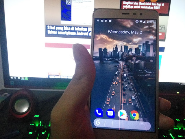 Bebeginilah cara gampang mengmengganti baterai tanam Xiaomi  Bebeginilah cara gampang mengmengganti baterai tanam Xiaomi (replacement battery)