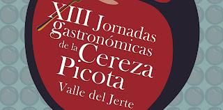 Jornadas Gastronómicas de la Cereza Picota en el Valle del Jerte