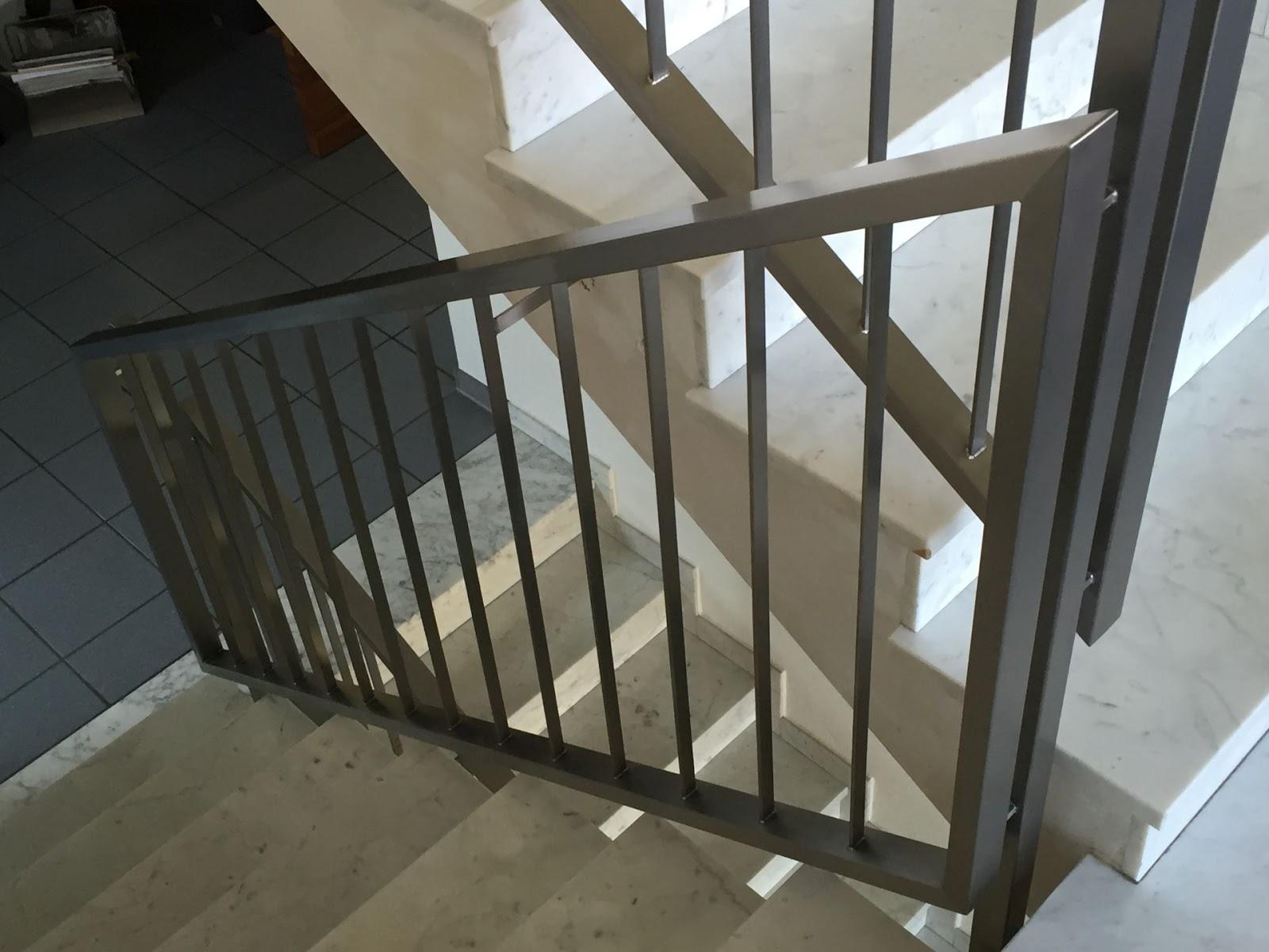 Treppengeländer Edelstahl Innen | Fröbel Metallbau