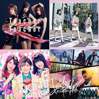 AKB48G & Sakamichi - Oricon 2018 Ranking  .jpg