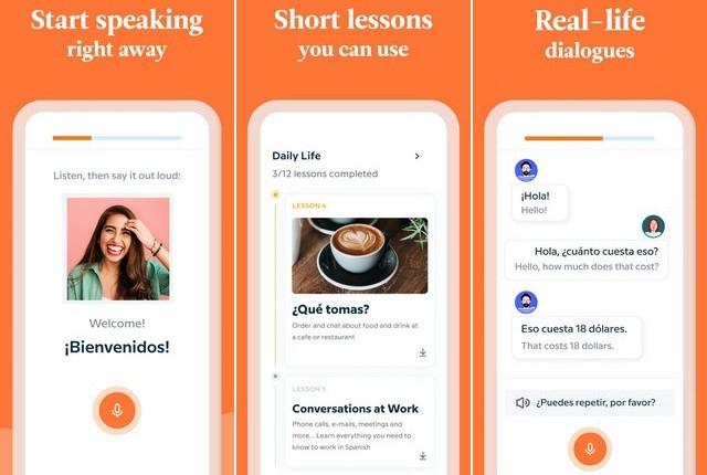أفضل تطبيق تعلم اللغة الإنجليزية للايفون