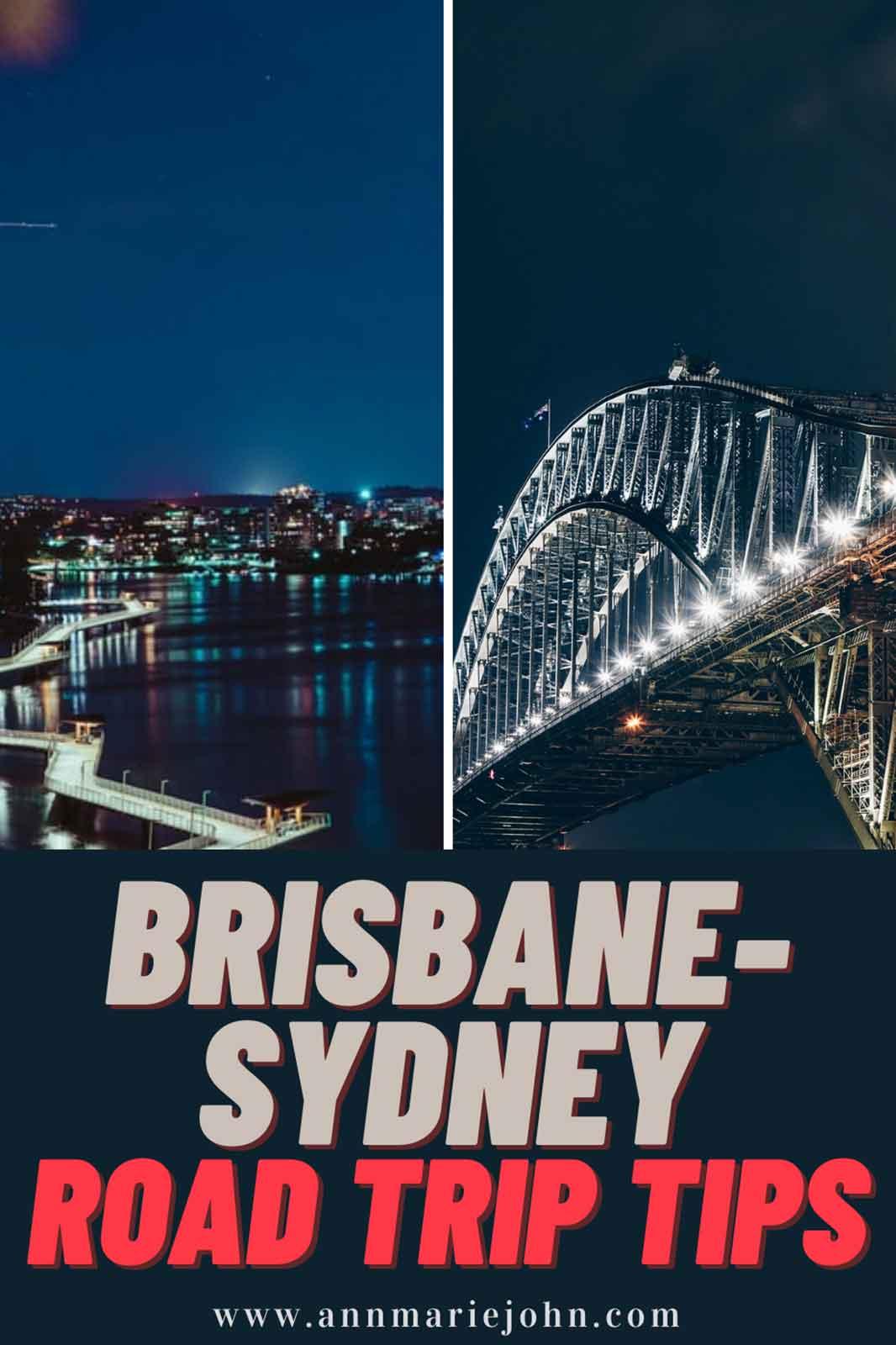 Essential Tips for a Brisbane to Sydney Road Trip