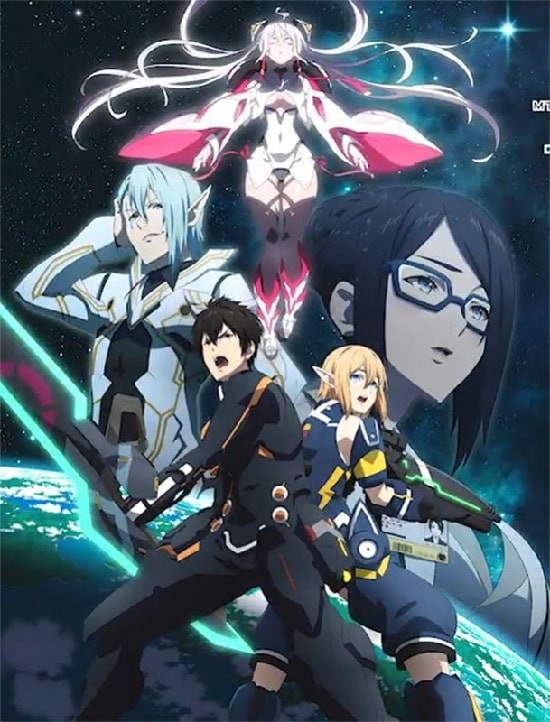 xem anime Phantasy Star Online 2 SS2: Episode Oracle