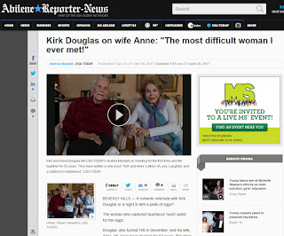 http://www.reporternews.com/story/life/books/2017/04/30/kirk-douglas-wife-anne-she-most-difficult-woman-ever-met-new-book/100747486/