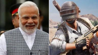 Modi On PUBG