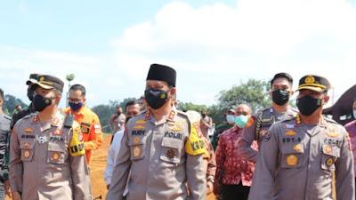 Kapolda Banten, Irjen Pol. Dr. Rudy: LAKUKAN CEGAH DINI SAMPAI TINDAKAN HUKUM, TAPI TETAP HUMANIS