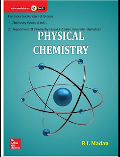 Physical Chemistry by R L Madan
