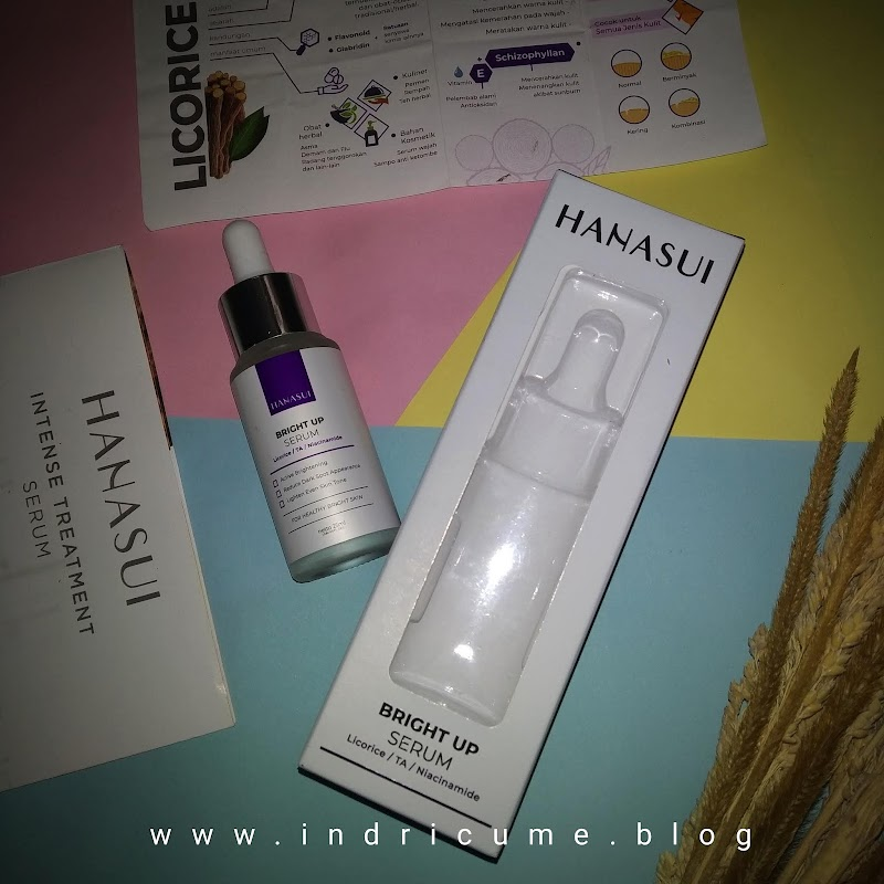 HANASUI INTENSE TREATMENT SERUM [REVIEW]