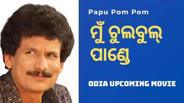 """Papu Pom Pom Odia Upcoming Movie """"Mu Chulbul Pandey"""""""
