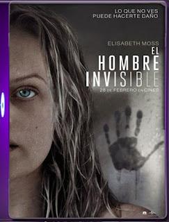 El Hombre Invisible (2020) BDRip (60 FPS) [1080p]  Latino [Google Drive] Panchirulo